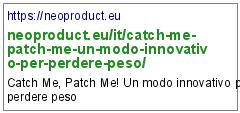https://neoproduct.eu/it/catch-me-patch-me-un-modo-innovativo-per-perdere-peso/